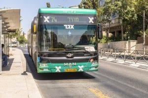 תחבורה ציבורית בשבת בעד או נגד