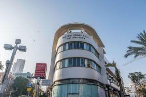 מלון בוטיק בעיר תל אביב